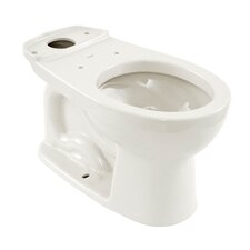 Drake Round Front Toilet Bowl Only