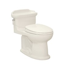 Plymouth Low Consumption 1.6 GPF Elongated 1 Piece Toilet