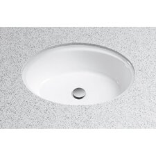 "Dartmouth 17.25"" Undercounter Bathroom Sink"