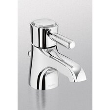 Guinevere Single Hole Bathroom Faucet with Double Handles