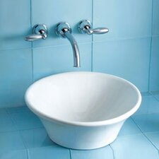 <strong>Toto</strong> Alexis Vessel Bathroom Sink with SanaGloss Glazing