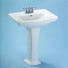 Clayton Bathroom Sink Pedestal