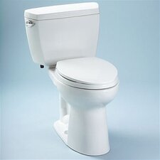 <strong>Toto</strong> Drake Elongated 2 Piece Toilet with Bolt Down Tank
