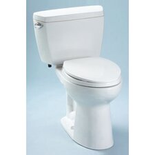 <strong>Toto</strong> Drake 1.6 GPF Elongated 2 Piece Toilet