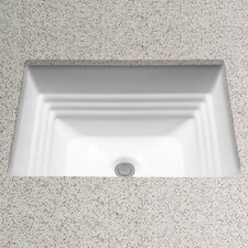 Promenade Undercounter Bathroom Sink
