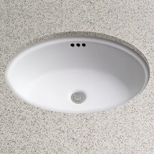 "Dartmouth 18.75"" Undercounter Bathroom Sink"