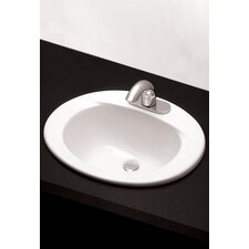 ADA Compliant Self Rimming Bathroom Sink