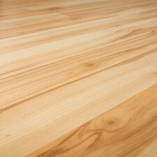 SAMPLE - 12 mm Wide Board Laminate with Underlayment in Peruvian Ginger Wood