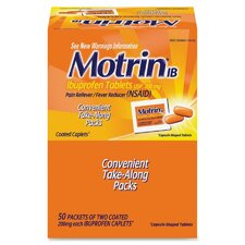 IB Motrin Pain Reliever (Set of 2)