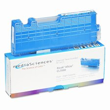 MS3510C (CL3500) Laser Cartridge, High-Capacity, Cyan