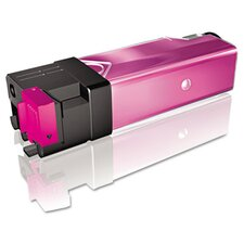 40067 Compatible High-Yield Toner, 2000 Page-Yield, Magenta