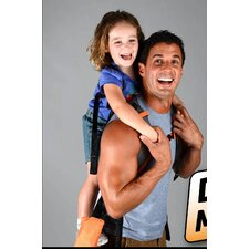 <strong>PiggyBackRider</strong> NOMIS XL Backpack and Child Carrier
