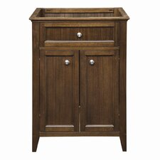 "<strong>DecoLav</strong> Jordan 24.5"" Bathroom Vanity Base"