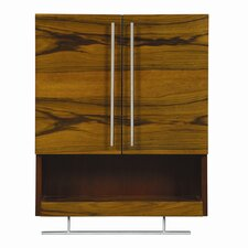 "Mila 22"" x 9"" x 26"" Bathroom Wall Mounted Cabinet"
