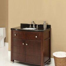 """Adrianna 36"""" Single Bathroom Vanity Set"""