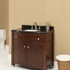 "Adrianna 36.25"" Bathroom Vanity Set"