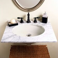 <strong>DecoLav</strong> Classic Undermount Bathroom Sink with Overflow