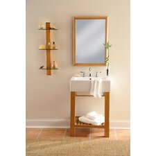 "24"" Wall Mounted Vanity Set"