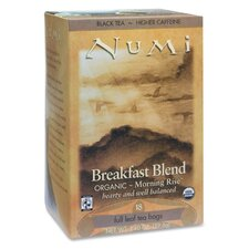 <strong>NUMI Organic Tea</strong> Teas and Teasans, 18/Box