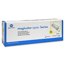 Yellow Toner, 1500 Page-Yield