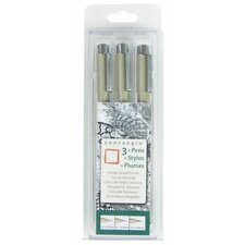 Micron Pigma Zentangle Pen (Set of 3)