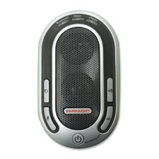 Speakerphone, Bluetooth, 3 Watt, Silver
