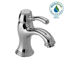 Classic Single Bathroom Faucet with Single Lever Handle