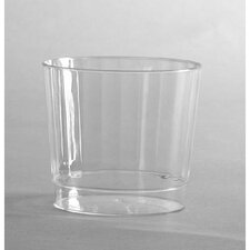 (120 per Carton) 9 oz Classicware Crystal Plastic Tumbler in Clear