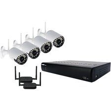 Eco 4-Channel Network DVR