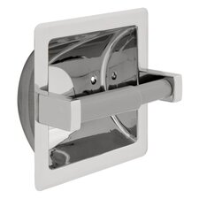 <strong>Franklin Brass</strong> Century Recessed Toilet Paper Holder