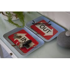 In and Out Serving Tray (Set of 2)