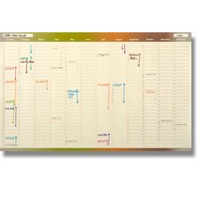 Four Seasons Wall Planner