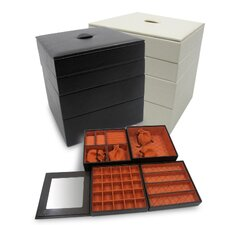 Arnold Stackable Organize Jewelry Box