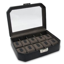 <strong>Morelle Company</strong> Lincoln Leather Watch Box
