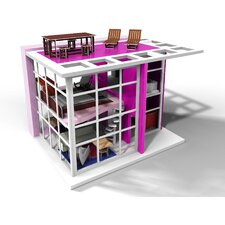 Zoe Doll House with Furniture