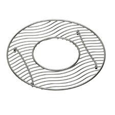 "15"" x 11"" Wire Round Bottom Sink Grid"