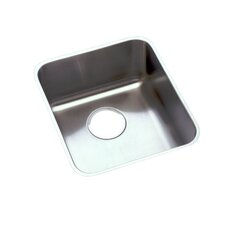 "<strong>Elkay</strong> Lustertone 16"" x 18.5"" Undermount Single Bowl Kitchen Sink"