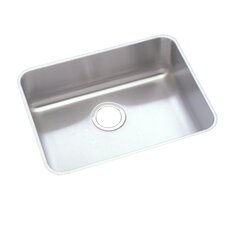 "<strong>Elkay</strong> 22.5"" x 17.25"" x 7.5"" Undermount Single Bowl Kitchen Sink"