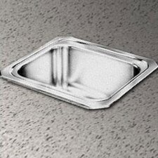 "Celebrity 13"" x 15"" Self-Rimming Bar Sink"