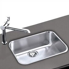 "<strong>Elkay</strong> Lustertone 23.5"" x 18.25"" Undermount Kitchen Sink with Reveal Rim"