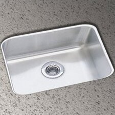 "<strong>Elkay</strong> Lustertone 13.5"" x 10.75"" Rectangular Undermount Kitchen Sink"