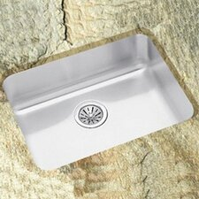 "22.5"" x 17.25"" x 10"" Undermount Single Bowl Kitchen Sink"
