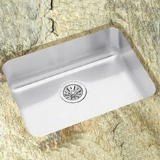 "23.5"" x 18.25"" Undermount Single Bowl Kitchen Sink"