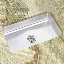"<strong>Elkay</strong> 30.5"" x 18.5"" Undermount Single Bowl Kitchen Sink"