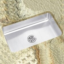 "<strong>Elkay</strong> Lustertone 30.5"" x 18.5"" Undermount Single Bowl Kitchen Sink"