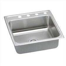 "Pacemaker 22"" x 22"" Gourmet Single Bowl Kitchen Sink"