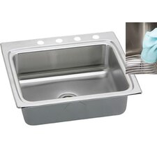 "25"" x 22"" E-Dock Kitchen Sink"