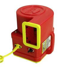 Mini Air Mover / Blower and Dryer in Red