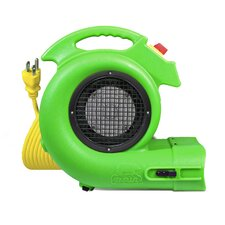 Air Mover / Blower and Dryer in Green