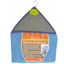The Edge Microfiber Scrubby Cloth